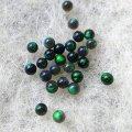 球形オパール(直径2mm)グリーン