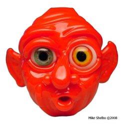 画像1: GA   Orange-Red Crayon  (オレンジ/レッド・クレヨン)29円/g