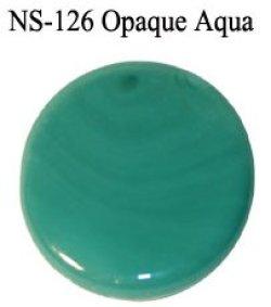 画像1: NS   Opaque Aqua Frit (オペーク・アクア フリット)
