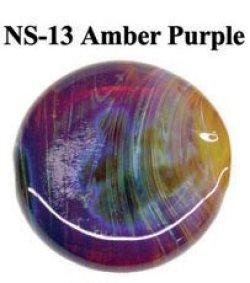 画像1: NS   Amber/Purple Frit (アンバー/パープル フリット)