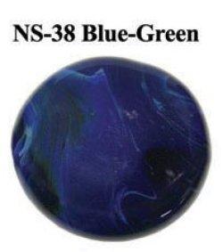 画像1: NS   Blue-Green Frit (ブルー・グリーン フリット)