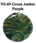 NS   Green Amber Purple Frit (グリーン・アンバー・パープル フリット)