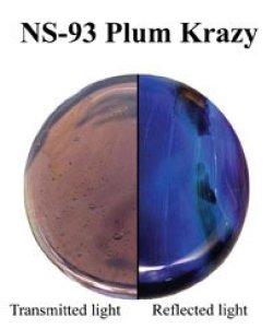 画像1: NS   Plum Krazy Frit (プラム・クレイジー  フリット)