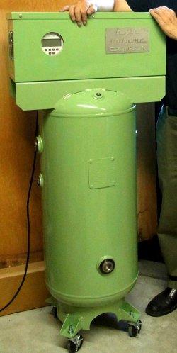 画像2: 酸素充填装置(HVO) 30ガロン
