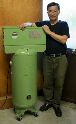 画像1: 酸素充填装置(HVO) 30ガロン