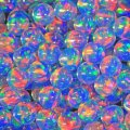 球形オパール(直径5mm)アポロ