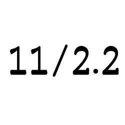 画像1: クリア チューブ 11mm/2.2mm