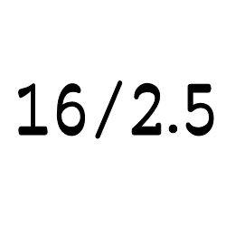 画像1: サイマックス・チューブ 16mm/2.5mm