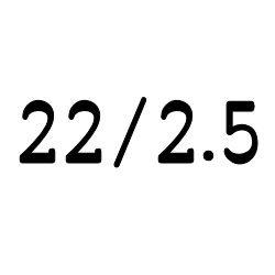 画像1: サイマックス・チューブ 22mm/2.5mm