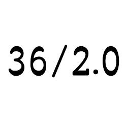 画像1: クリア チューブ 36mm/2.0mm