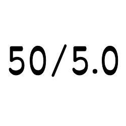 画像1: サイマックス・チューブ 50mm/5.0mm