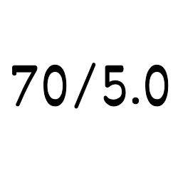 画像1: サイマックス・チューブ 70mm/5.0mm